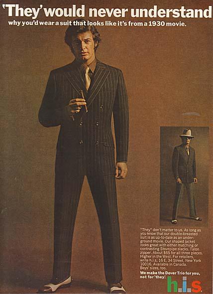Men S Clothing Ads
