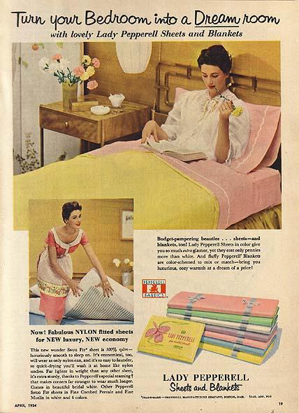 Bedding Ads
