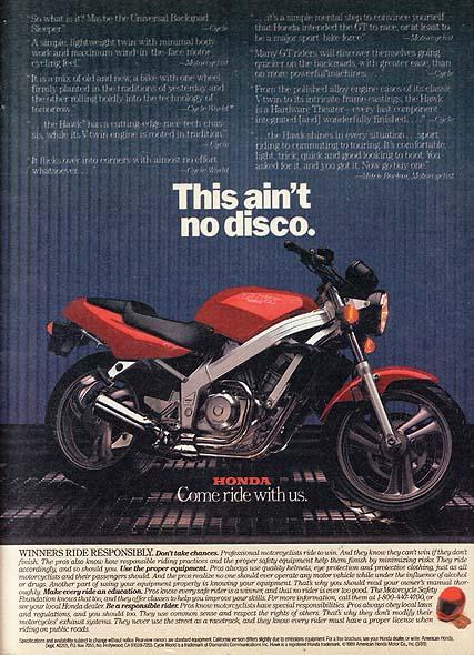Honda motorcycle ads view honda 24 thecheapjerseys Choice Image