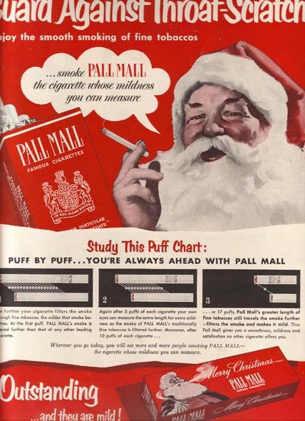 Voorkeur Pall Mall cigarette ads XA-27