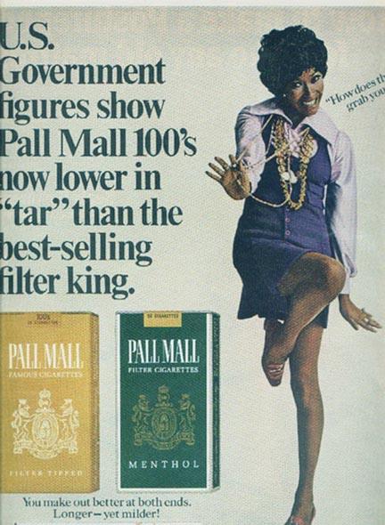 Bekend Pall Mall cigarette ads YM-67