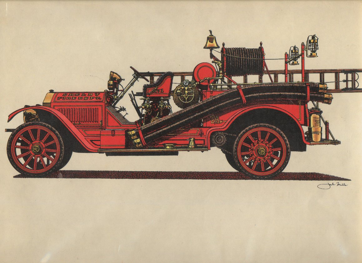 vintage fire truck engine html  vintage  free engine image for user manual download Owner's Manual Owner's Manual