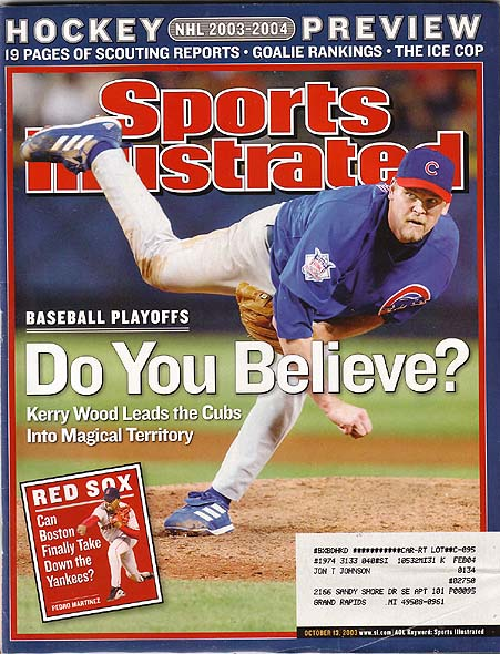 In Case You Needed a Kick in the Crotch: Cubs Playoff Disasters of the 2000s