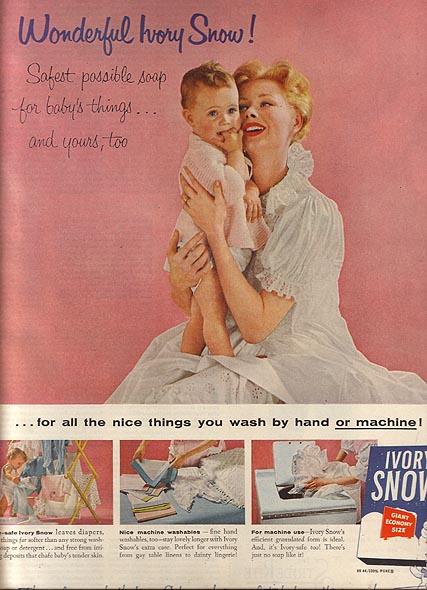 Laundry Soap Ads