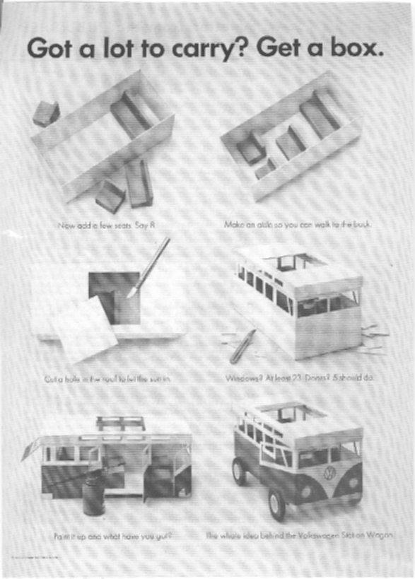 publicidades de kombi vw taringa. Black Bedroom Furniture Sets. Home Design Ideas